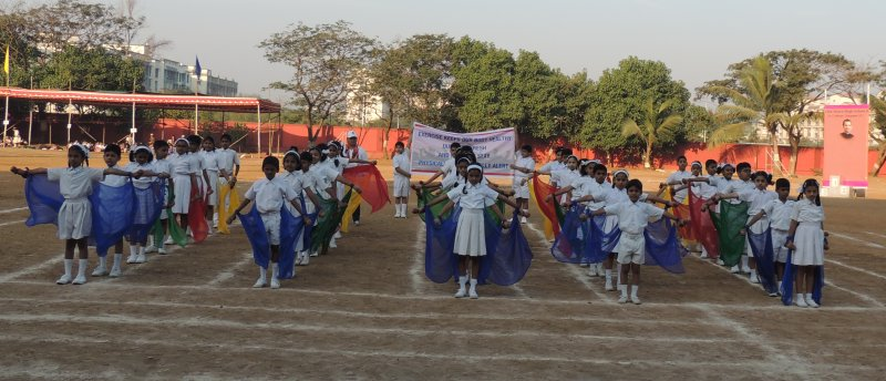 SPORTS DAY (PRIMARY SECTION)