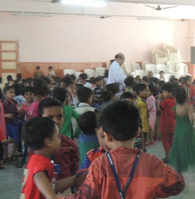 Diwali Celebration(Pre-Primary Section)