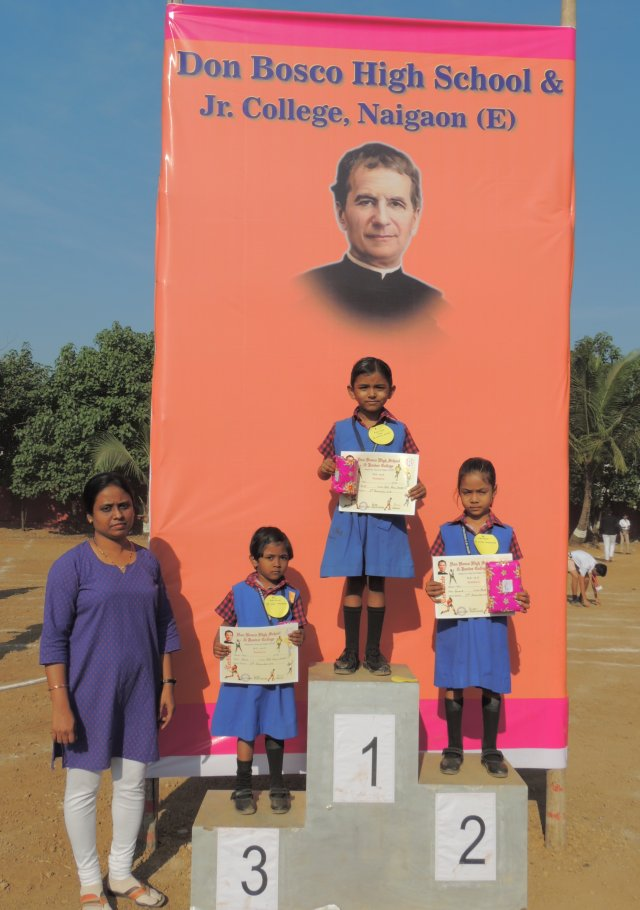 Sports Day(Pre-Primary Section)