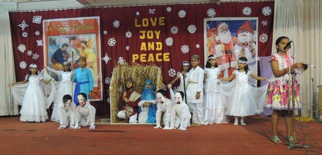 CHRISTMAS CELEBRATION (PRIMARY SECTION)