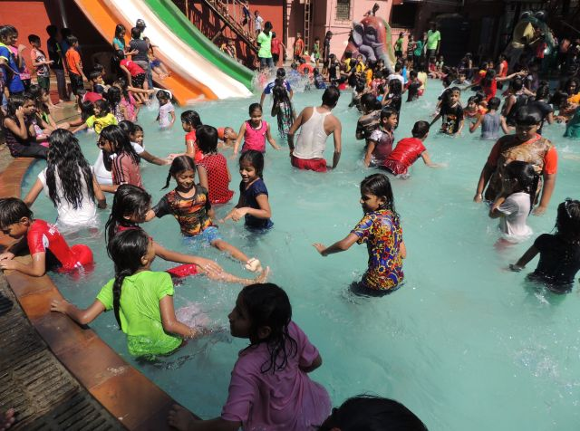 SCHOOL PICNIC STD I TO IV. (PRIMARY SECTION)