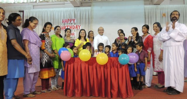 MANAGER'S BIRTHDAY (PRE-PRIMARY SECTION)