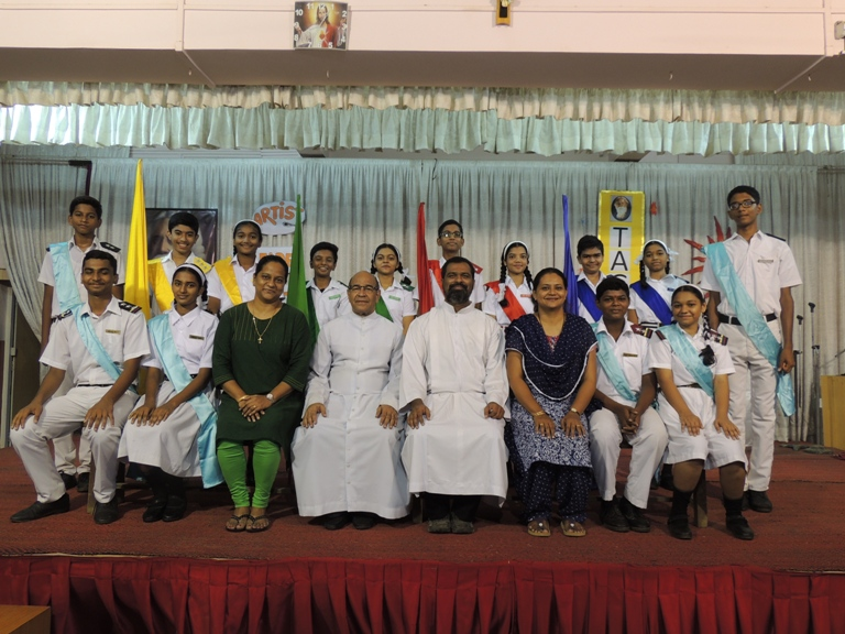 Tagore  House Day