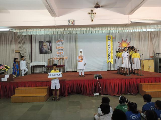 TAGORE HOUSE DAY (PRIMARY SECTION)