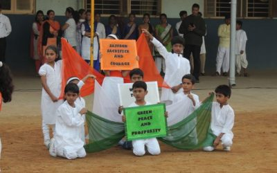REPUBLIC DAY (PRIMARY SECTION)