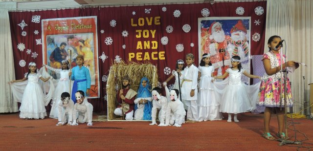CHRISTMAS CELEBRATION (PRIMARY SECTION)