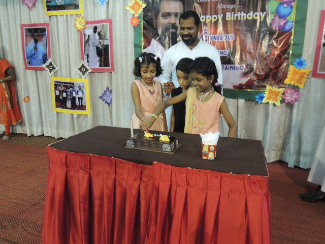 PRINCIPALS BIRTHDAY (PRIMARY SECTION)