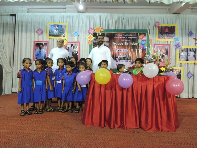 Rev.Fr.Principal Birthday