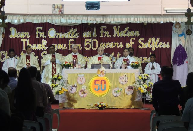 GOLDEN JUBILEE CELEBRATION (PRIMARY SECTION)