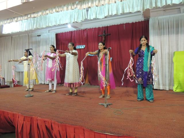CHILDREN'S DAY CELEBRATION (PRIMARY SECTION)