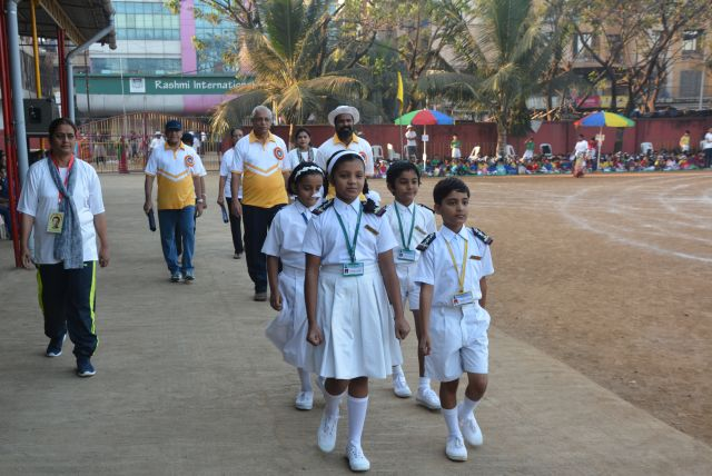 18TH ANNUAL SPORTS DAY (PRIMARY SECTION)