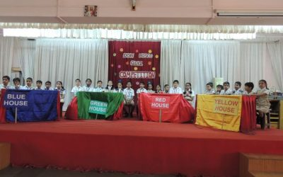DON BOSCO QUIZ COMPETITION