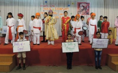 SHIVAJI HOUSE DAY (PRIMARY SECTION)