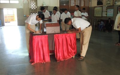 ELECTION FOR SECONDARY CAPTAINS