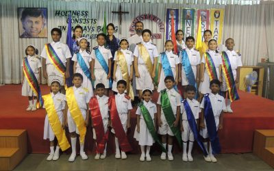 06/07/2018  PRIMARY SECTION INVESTITURE CEREMONY