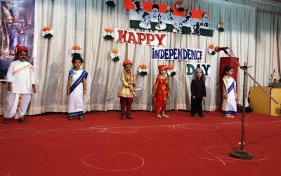 Patriotic dance