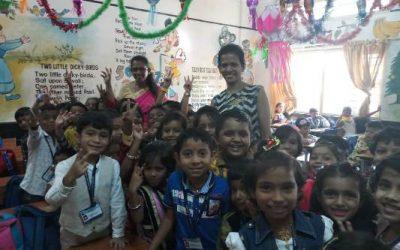 Pre primary Diwali Celebrations