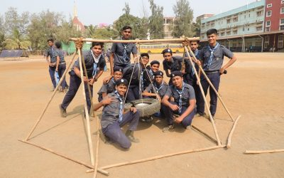 SCOUT GUIDE CAMP