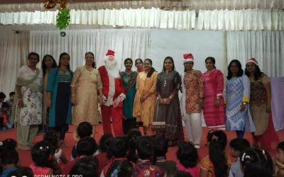 Pre Primary Section -Christmas Celebration