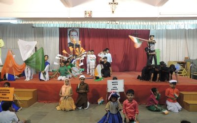 REPUBLIC DAY  PRIMARY SECTION