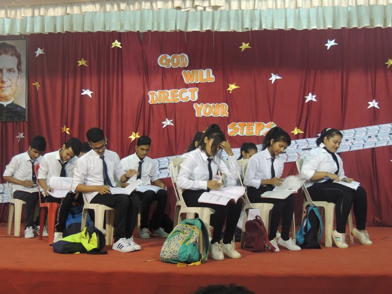 Science Day Assembly(Std: V - IX) Science Exhibition/Science day for Jr. college All teachers Science Teachers